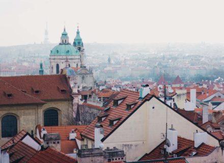 Как я встретила весну в Чехии