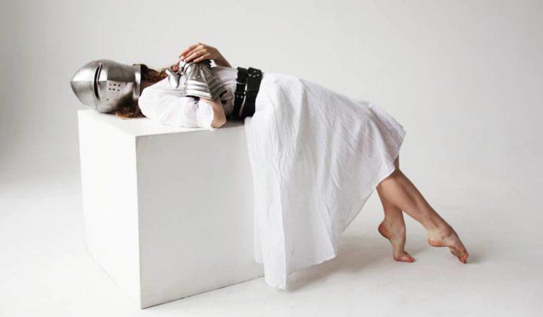 Грим для фотосессии в домашних условиях с использованием подручных материалов.